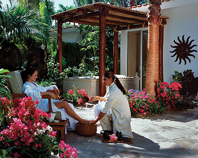 Grand Celebration Journey � 2-day program at One&Only Spa at Palmilla